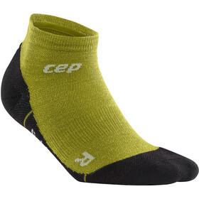 cep Dynamic+ Outdoor Lichte Merino Lage Sokken Heren, groen/zwart